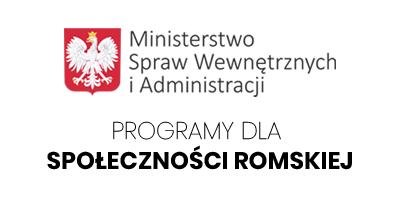 Program naRzecz Społeczności Romskiej wPolsce